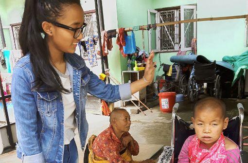 Verein baut in Nepal ein Geburtshaus