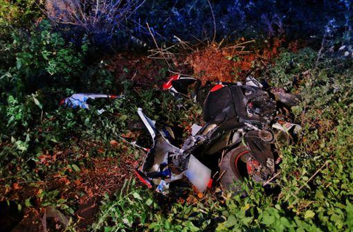 Die junge Frau überlebte den schweren Unfall nicht. Foto: 7aktuell.de/ Lermer
