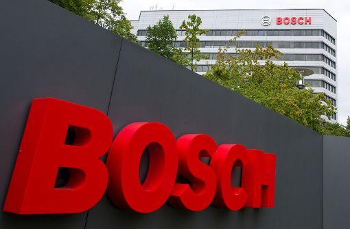 Die Konzernzentrale in Gerlingen. BMW will mit Bosch über Schadenersatz verhandeln. Foto: dpa