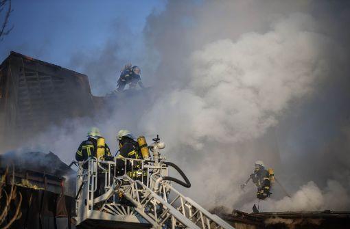 Bürgerzentrums-Brandstifter ist geistig behindert