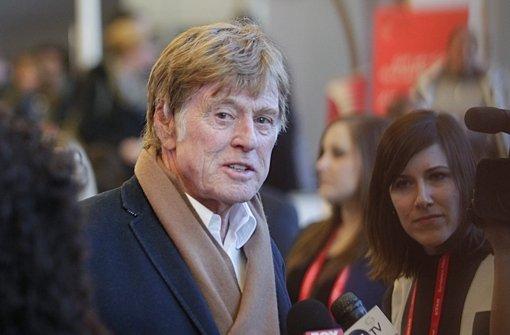 Robert Redford eröffnet Festival