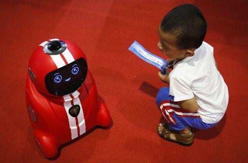 Was Roboter von Kindern lernen können