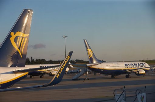 Harte Fronten im Arbeitskampf bei Ryanair