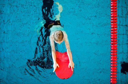 Oberwasser für die kleinen Schwimmer