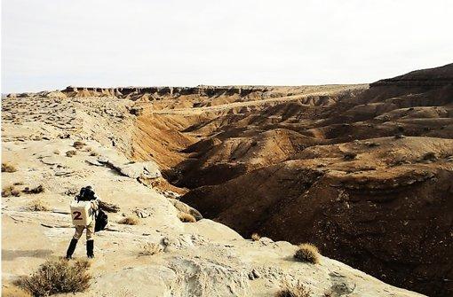 Der Mars befindet sich in Utah