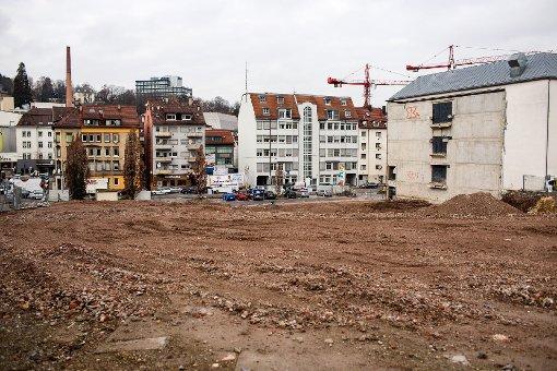 Baustellen: An der Hauptstätter Straße