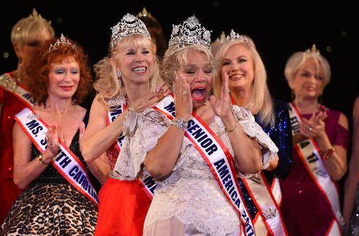 73-Jährige gewinnt Miss-Wahl