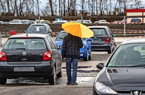 Frust bei Autohändlern in der Region