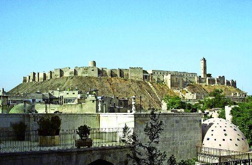 Basis für Aufbau von Aleppo