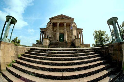 Heiraten im Mausoleum