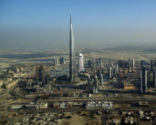 Burj Chalifa eröffnet