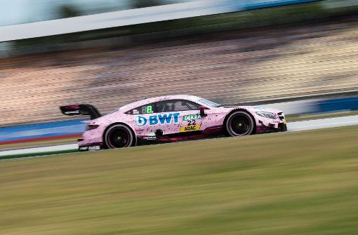 Mercedes-Pilot Lucas Auer gewinnt Saisonauftakt