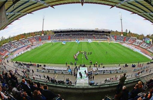Ksc Stadion Plan