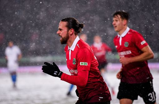 Hannover 96 besiegt TSG 1899 Hoffenheim