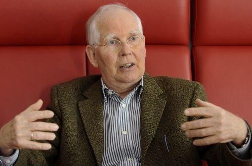 Der streitbare Bonatz-Enkel, Peter Dübbers, legt Berufung ein. Foto: dpa