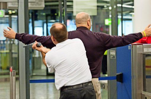 Sicherheit am Flughafen wird teurer