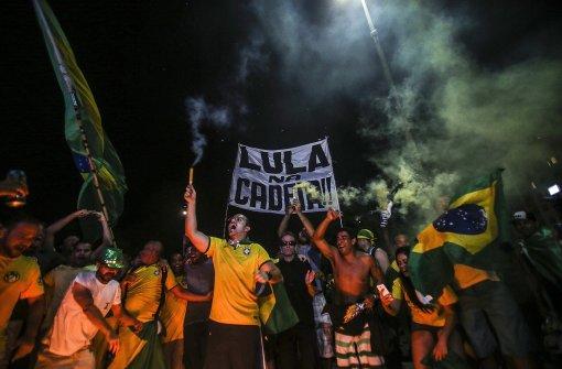 Debakel für Rousseff bei Votum über Amtsenthebung