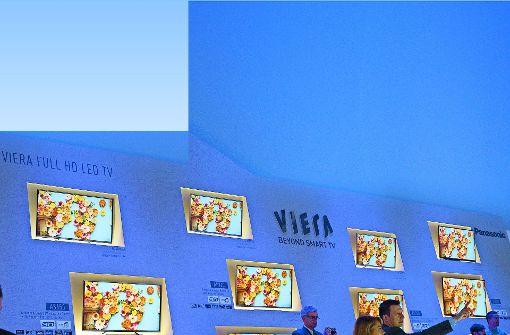 Smarte Fernsehgeräte als Steuerzentrale