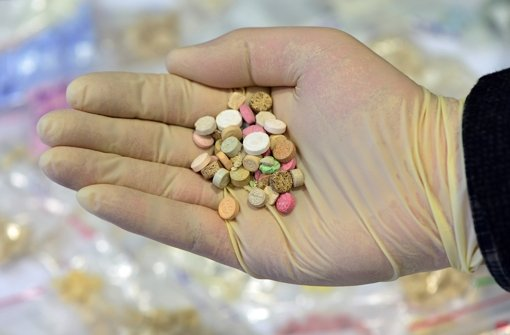 Ecstasy und Magic Mushrooms kurze Zeit legal