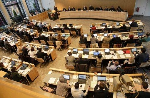 Heftiger Streit zwischen Grünen und SPD im Rathaus