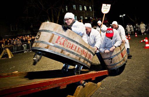 Hier wird am Neckar gefeiert