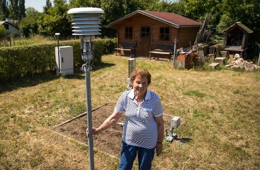 Oma Magdalenas Garten ist der heißeste Ort Deutschlands