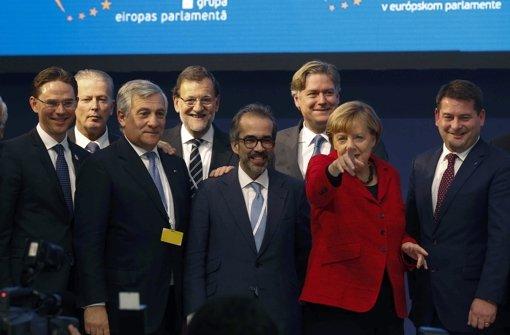 Merkel will Lasten innerhalb der EU verteilen