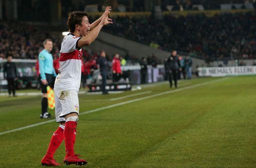 Fix: Takuma Asano zu Hannover 96