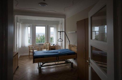 Neue An- und Aussichten im Hospiz Stuttgart Foto: Lichtgut/Achim Zweygarth