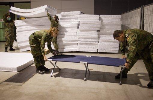 Wehrbeauftragter für Stärkung der Bundeswehr