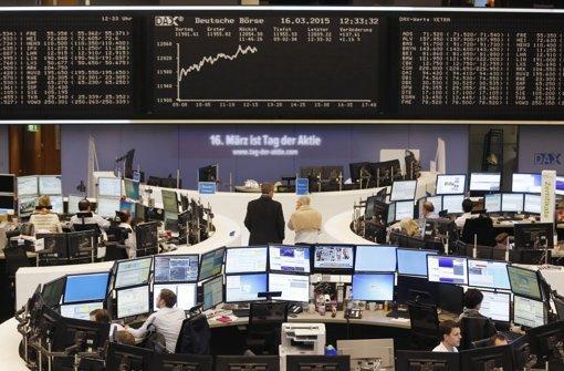 Wie lange hält sich die Börse?