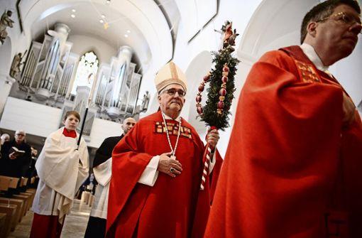 Bischof Gebhard Fürst Foto: dpa