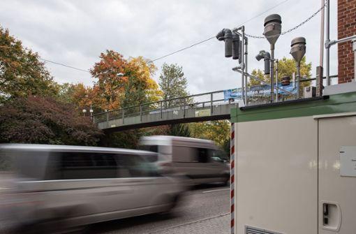 Messstelle am Neckartor wird nicht nochmals überprüft