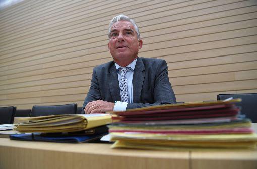 Grüne üben scharfe Kritik an Thomas Strobl