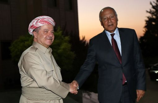 Parlament setzt Gouverneur wegen Kurden-Referendum ab