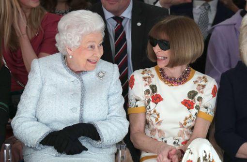 Königin trifft Königin