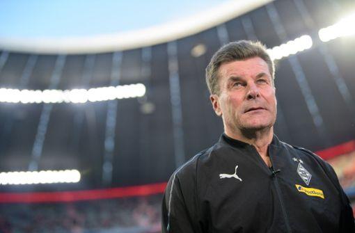 Dieter Hecking kritisiert schnelle Entlassung beim VfB Stuttgart