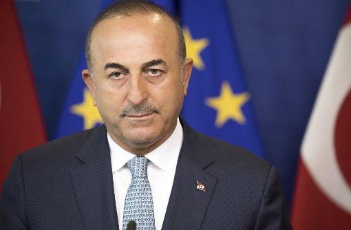Türkischer Außenminister Mevlüt Cavusoglu will Annäherung an Berlin