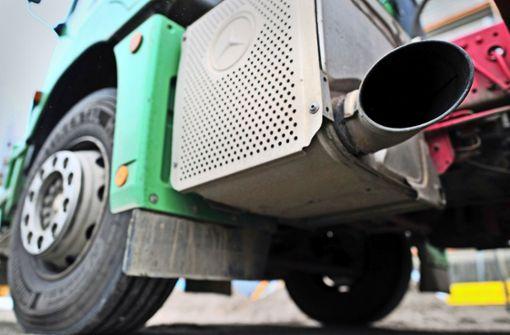 Brüssel will Dieselverbrauch bei Lkw senken