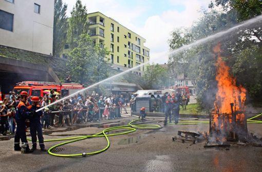 Feuerwehr braucht neue Elektrotechnik