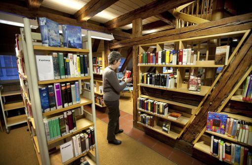 Die Bürger entscheiden über Büchereistandort