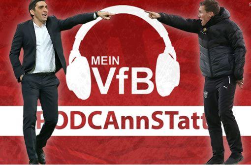 PODCAnnSTatt: Turbulente VfB-Tage, Fans auf den Barrikaden und ein Gewinnspiel