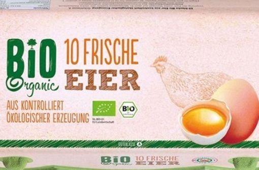 120.000 Eier von Rückrufaktion betroffen