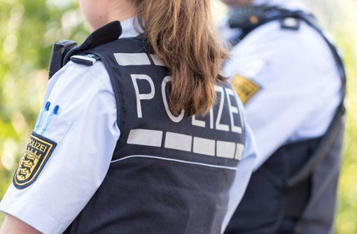 Junger Mann schubst bei Kontrolle Polizistin in den Main