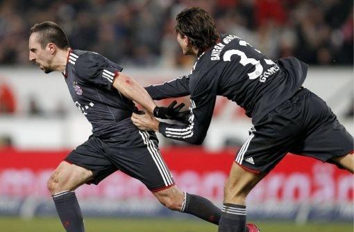 Ist Ribéry mit Degen zu stoppen?