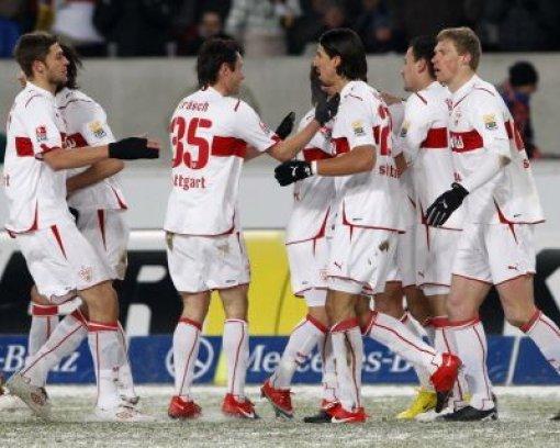 Beim VfB Stuttgart platzt der Knoten