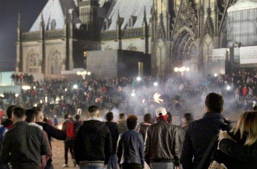 Die Vorfälle am Kölner Hauptbahnhof nehmen ein immer größeres Ausmaß an. Foto: dpa