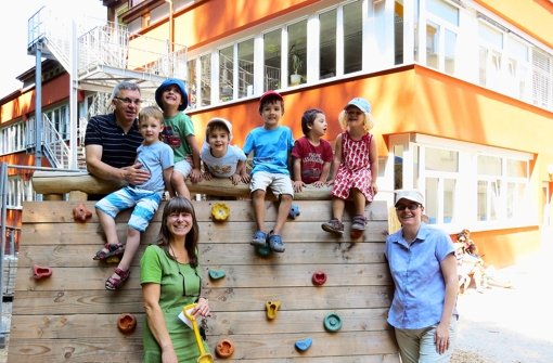 Noch mehr Kinderhaus geht nicht