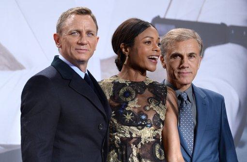 James-Bond-Star Craig von Fans gefeiert