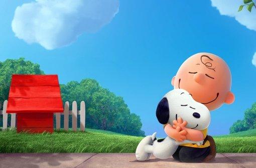 Ein Stern für Snoopy